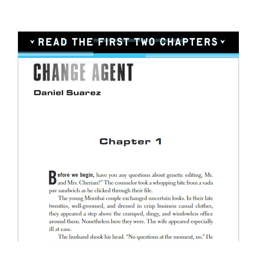 Change Agent Preview